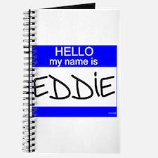 """""""Eddie"""" Journal"""