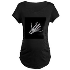 Unique Bone finger T-Shirt