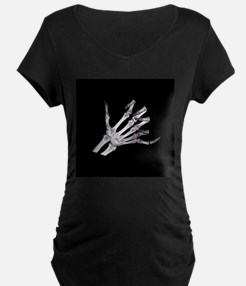 Cute Bone finger T-Shirt
