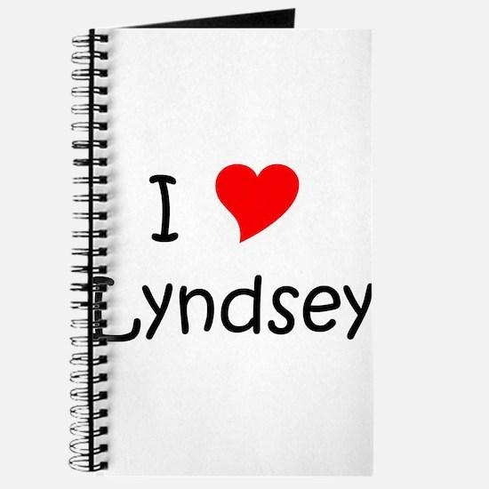 Unique Lyndsey Journal