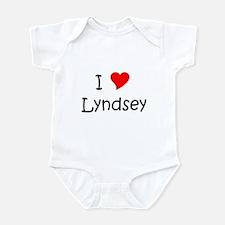 Cute Lyndsey Infant Bodysuit