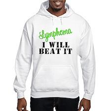 Lymphoma IWillBeatIt Hoodie