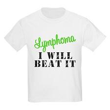 Lymphoma IWillBeatIt T-Shirt