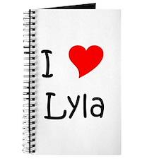 Lyla Journal