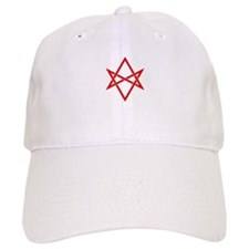 Unicursal Hexagram Cap
