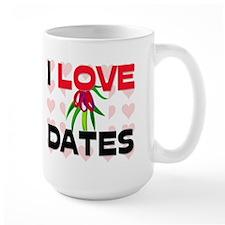 I Love Dates Mug