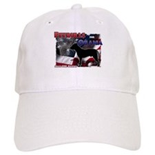 Pit Bulls for Obama Baseball Cap