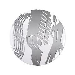 KeysDAN Logo (Brushed Metal) 3.5
