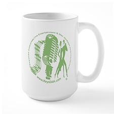 KeysDAN Logo (Cactus) Mug