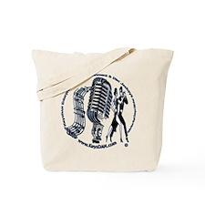 KeysDAN Logo (Chrome) Tote Bag