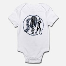 KeysDAN Logo (Chrome) Infant Bodysuit