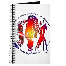 KeysDAN Logo (Color Target) Journal