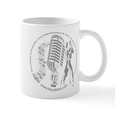 KeysDAN Logo (Diamond Plate) Mug