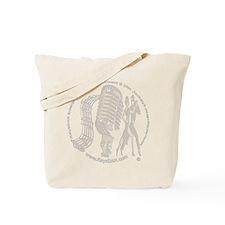 KeysDAN Logo (Groovy) Tote Bag