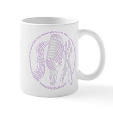 KeysDAN Logo (Neon) Mug