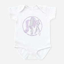 KeysDAN Logo (Neon) Infant Bodysuit
