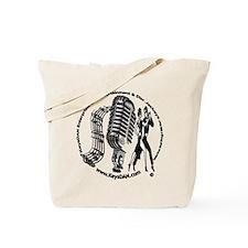 KeysDAN Logo (Pepper) Tote Bag