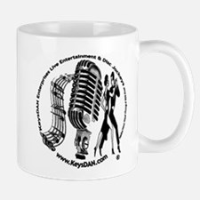 KeysDAN Logo (Pepper) Mug