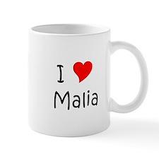 Unique Malia Mug