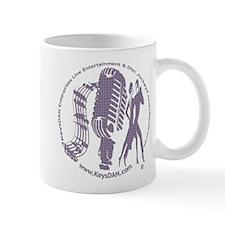 KeysDAN Logo (Purple Clouds) Mug