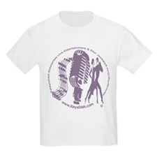 KeysDAN Logo (Purple Clouds) T-Shirt