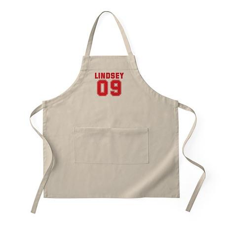 LINDSEY 09 BBQ Apron