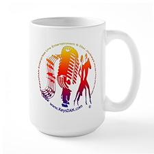 KeysDAN Logo (Rainbow) Mug