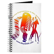 KeysDAN Logo (Rainbow) Journal