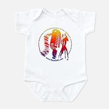 KeysDAN Logo (Rainbow) Infant Bodysuit