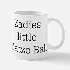 Zadies Matzo Ball Mug