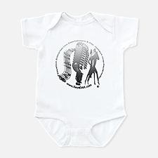 KeysDAN Logo (Rivet) Infant Bodysuit