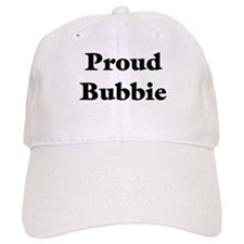 Proud Bubbie Baseball Cap
