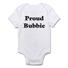 Proud Bubbie Infant Bodysuit