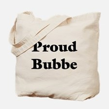 Proud Bubbe Tote Bag