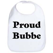 Proud Bubbe Bib