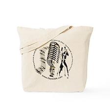 KeysDAN Logo (Sepia Tone) Tote Bag
