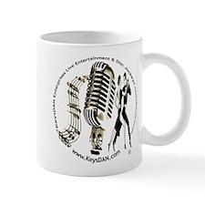KeysDAN Logo (Sepia Tone) Mug