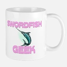 Swordfish Geek Mug