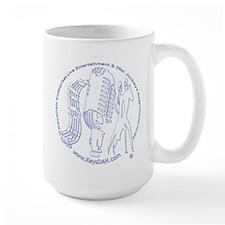 KeysDAN Logo (Starglow) Mug