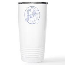 KeysDAN Logo (Starglow) Travel Mug