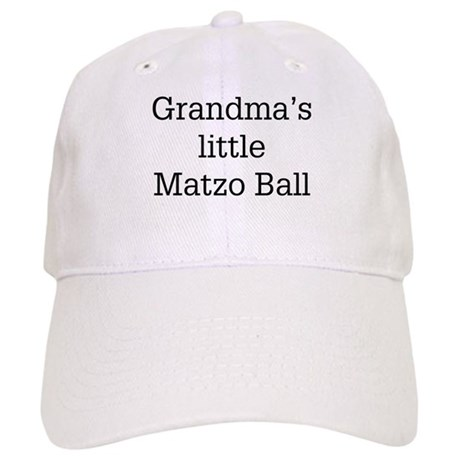 grandma's matzo ball Cap