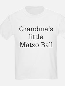 grandma's matzo ball T-Shirt