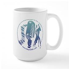 KeysDAN Logo (Waves) Mug