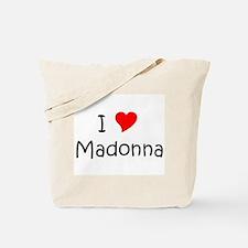 Unique Madonnas Tote Bag