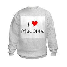 Cute Madonna Sweatshirt