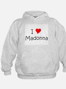 Cute Madonna Hoodie