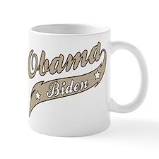 Obama Biden Retro Election Mug