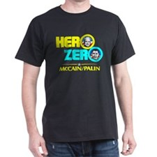 Hero Zero - Anti Obama T-Shirt