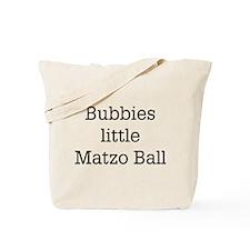 Bubbies Matzo Ball Tote Bag