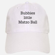 Bubbies Matzo Ball Baseball Baseball Cap